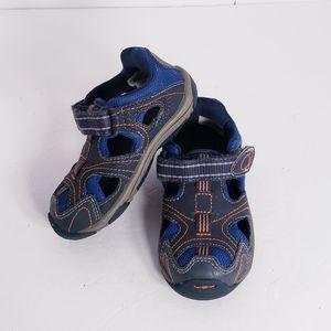 STRIDE RITE Sandals Boy's Velcro 5 Wide